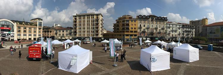 Carovana della salute Varese FNP CISL