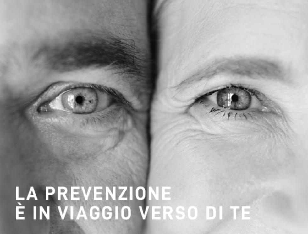 Lotta alla cecità, giro d'Italia per una vista in salute