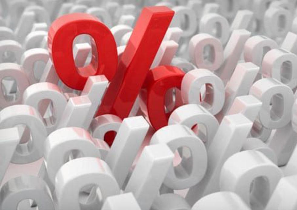 Tassi legali: dal 2018 saranno allo 0,3%
