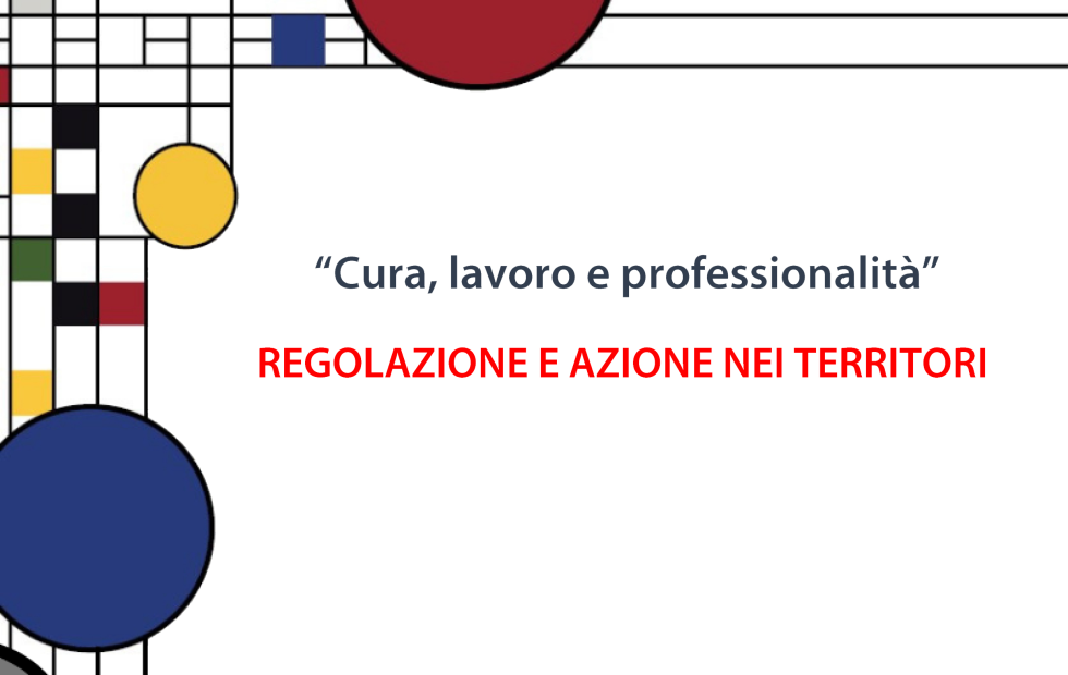 Cura, lavoro e professionalità. Qual è la situazione delle nostre regioni?