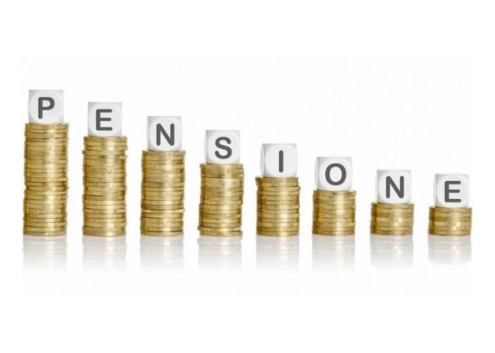 Pensioni in calo, la mancata rivalutazione eroderà gli assegni superiori a tre volte il minimo