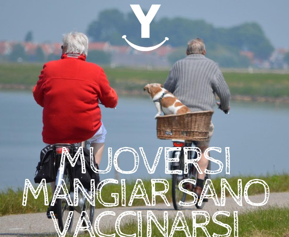 Muoversi, mangiar sano, vaccinarsi. Le leve della prevenzione e dell'innovazione per invecchiare in salute