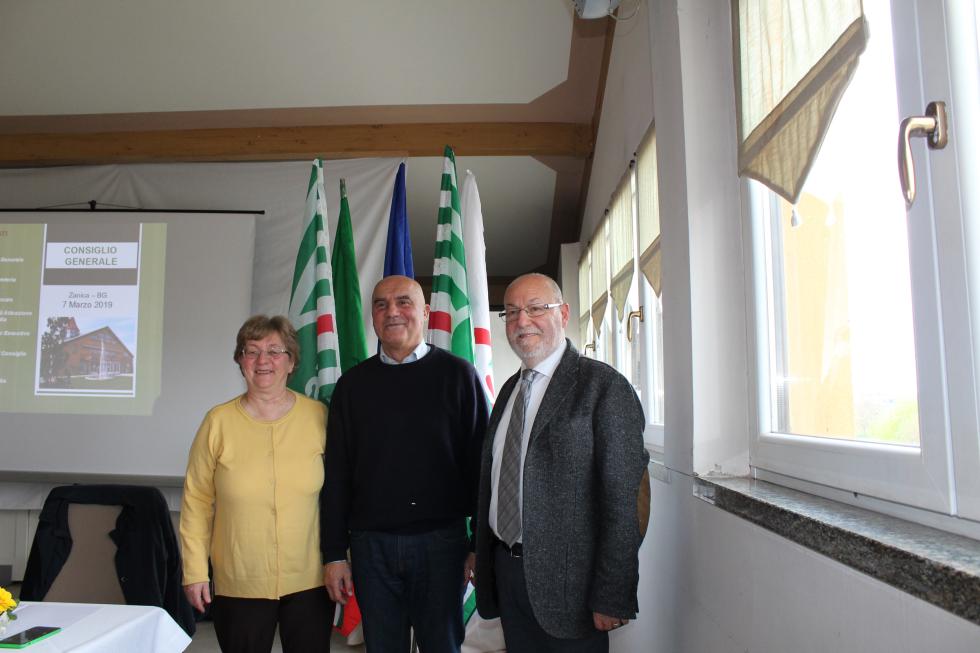 Il bergamasco Onesto Recanati entra nella Segreteria della Fnp Cisl Lombardia