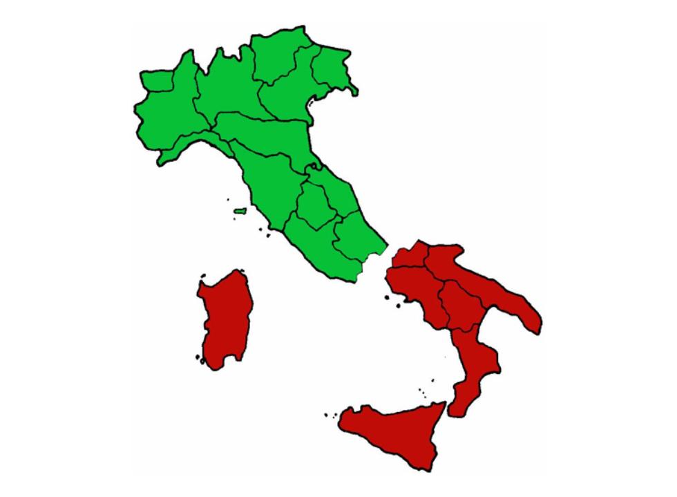 Divorzio all'italiana, il federalismo fiscale incompiuto