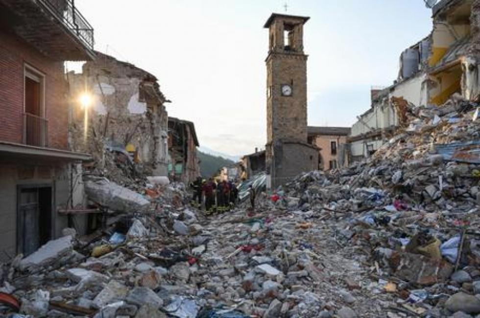 Sisma centro Italia: proroga termini per imposte, contributi e canone RAI