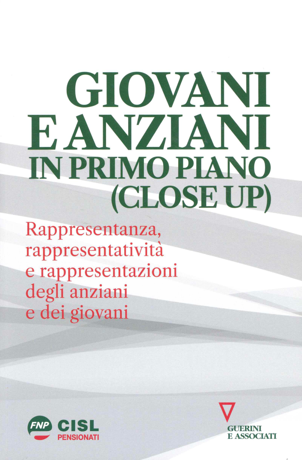 Giovani e Anziani in primo piano (Close Up)