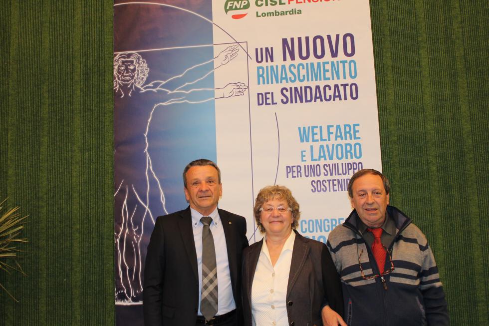 Marco Colombo è stato riconfermato segretario generale del sindacato