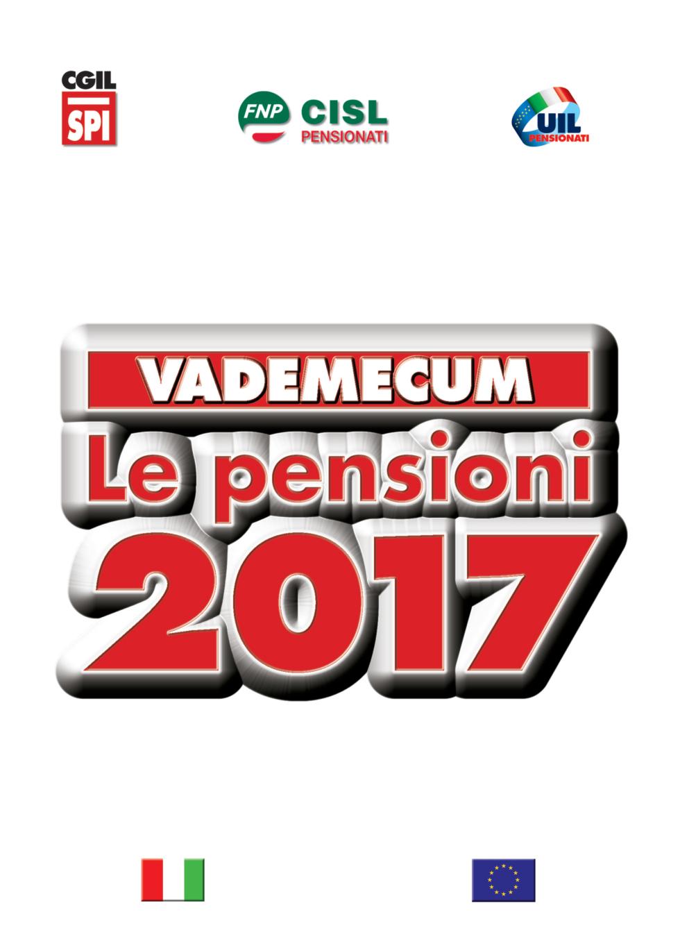 Il nuovo Vademecum sulle pensioni