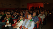 Per la Festa della Repubblica i pensionati piemontesi celebrano i 70 anni della Costituzione